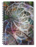 Ocean Morning One Of Two Spiral Notebook