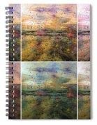 Ocean Morning V Spiral Notebook