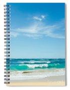 Ocean Of Joy Spiral Notebook