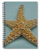 Ocean Star Fish Spiral Notebook