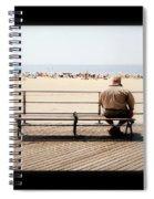 Ocean View Spiral Notebook