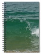 Ocean Wave 2 Spiral Notebook