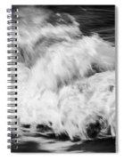 Ocean Wave I Spiral Notebook