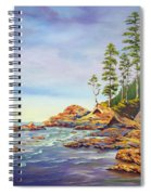 Ocean Witness Spiral Notebook