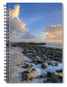 Oceanfront Spiral Notebook