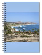 Oceanfront Relaxation Spiral Notebook