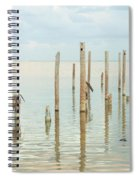 Oceanic Tranquility 2 Spiral Notebook