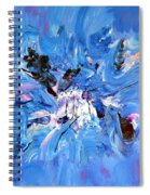 Ocean's Spirit Spiral Notebook