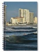 Oceanside Spiral Notebook