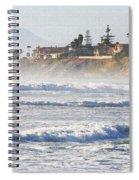 Oceanside California Spiral Notebook