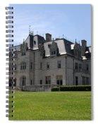 Ochre Court - Rhode Island Spiral Notebook