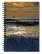 Ocracoke Morning Spiral Notebook