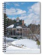 Octagon House Spiral Notebook