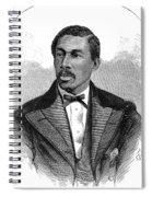Octavius Catto (1839-1871) Spiral Notebook