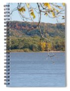 October Bluffs Spiral Notebook