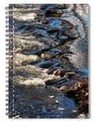 October Shimmers Spiral Notebook