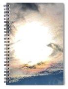 October Sky 2013 Spiral Notebook