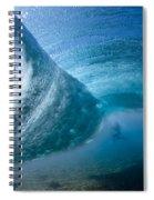 Octopuss's Garden Spiral Notebook