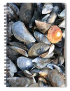 Odd Man Out Spiral Notebook