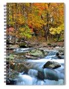Odd Shape Spiral Notebook