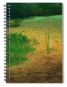 Ode To Monet Spiral Notebook