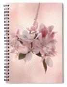 Ode To Spring Spiral Notebook