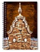 Odegards 3 Spiral Notebook