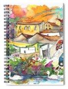 Odemira 01 Spiral Notebook