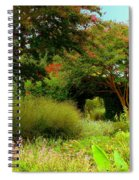 Of Earthly Delights Spiral Notebook