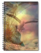 Of Lucid Dreams / Dreamscape 12  Spiral Notebook