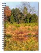 Off Knight's Road Spiral Notebook