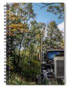Off Road Trucker Spiral Notebook