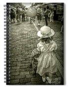 Off We Go Spiral Notebook