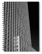 Office Tower  Montreal, Quebec, Canada Spiral Notebook