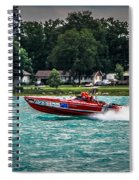Offshore No. 623 Spiral Notebook