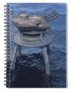 Offshore Turret Spiral Notebook