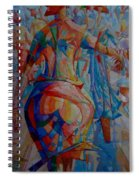 'oge Ilu' Spiral Notebook