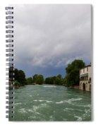 Oglio. Palazzolo Spiral Notebook
