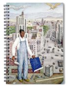 Ogorman: City Of Mexico Spiral Notebook