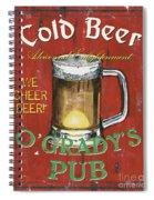 O'grady's Pub Spiral Notebook