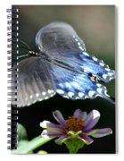 Oh Heavenly Garden Spiral Notebook