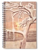 Oh Let It Snow Let It Snow Spiral Notebook