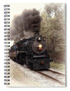 Ohio Central Spiral Notebook