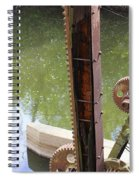 Ohio Erie Canal Spiral Notebook