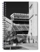 Ohio Stadium 9207 Spiral Notebook