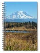 Ohop Valley Of Layers Spiral Notebook