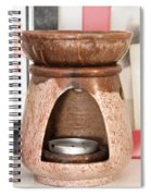 Oil Burner Spiral Notebook