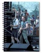 Oingo Boingo Spiral Notebook