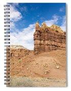 Ojitos De Los Gatos Panorama - New Mexico Spiral Notebook