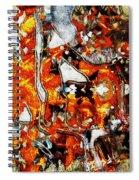 Oktober Fest Spiral Notebook